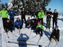 Sortie ski  de fond ENL Séniors