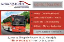 AUTOCARS LOZÈRE