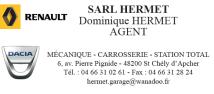 HERMET DOMINIQUE