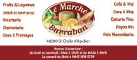 MARCHÉ BARRABAN